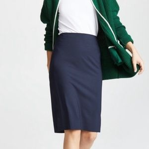 Theory Golda pencil skirt